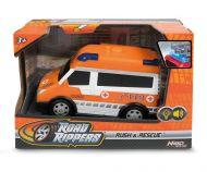 Road Ripper auto hälytysajoneuvo ambulanssi