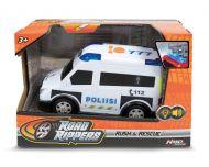 Road Ripper auto hälytysajoneuvo poliisi