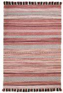 Käytävämatto Leimu 80x150 cm roosa