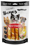 Best Friend Bones Pururullat kanafileellä S/M-med 225g