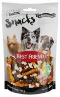 Best Friend Koiran makupala Calcium Snacks kana/ankkafileellä 100g
