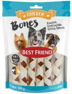 Best Friend Bones kanaletti puruluu 12 cm 6 kpl 180 g