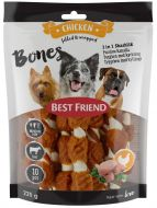 Best Friend Bones 3in1 Shashlik 12 cm 10 kpl  225 g