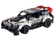 Lego Technic sovelluksella ohjattava Top Gear -ralliauto