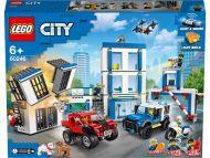 Lego City Police Poliisiasema