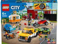 Lego City Nitro Wheels Tuunausautokorjaamo
