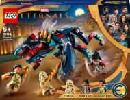 Lego Super Heroes Deviaanin väijytys