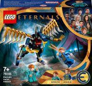 Lego Super Heroes Ikuisten ilmahyökkäys