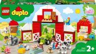 Lego Duplo navetta, traktori ja eläimet 10952