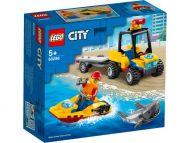 Lego City Great Vehicles Rannan pelastusmönkijä