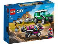 Lego City Great Vehicles Kilpa-auton kuljetusauto