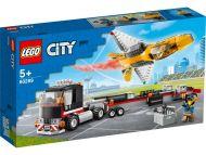 Lego City Great Vehicles Näytössuihkarin kuljetusauto