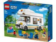 Lego City Great Vehicles Lomalaisten asuntoauto