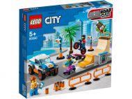 Lego My City Skeittipuisto