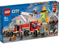 Lego City Fire Palokunnan sammutusyksikkö