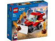 Lego City Fire Palontorjunta-auto