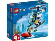 Lego City Police Poliisihelikopteri