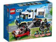 Lego City Police Poliisin vankikuljetus