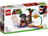 Lego Super Mario Chain Chompin viidakkoyhteenotto