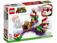 Lego Super Mario Piraijakasvin pulmallinen haaste