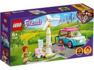Lego Friends Olivian sähköauto