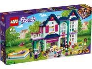 Lego Friends Andrean omakotitalo