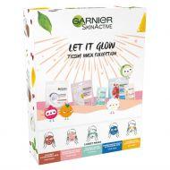 Garnier  Skin Active Mask lahjapakkaus