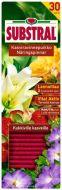 Substral Kasviravinnepuikko kukkiville kasveille 30kpl