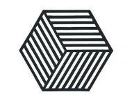 Zone pannunalunen Hexagon musta
