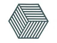 Zone pannunalunen Hexagon vihreä