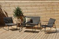 Kalustesetti Envy 2 tuolia+sohva+pöytä