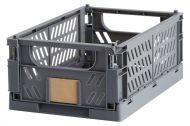 Day säilytyslaatikko 25x16,5x10 cm t.harm. kokoontaittuva