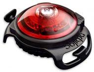 Tracker vilkkuvalo Orbiloc punainen