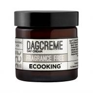 Ecooking Day Cream Fragrance Free päivävoide 50 ml