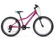 """Kross Lea JR 1.0 24"""" tyttöjen polkupyörä"""