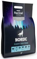 Racinel Nordic puppy täysravinto pentukoirille 3 kg