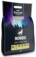 Racinel Nordic täysravinto kana aikuisille koirille 3 kg