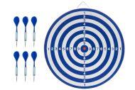 Atom Atom Sports Tikkataulu + tikat 6 kpl sininen