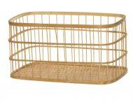 4Living kori bambu 35x22x18 cm natural