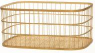 4Living kori bambu 44x30x20 cm natural