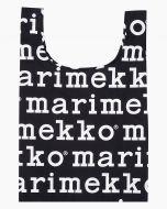 Marimekko Smartbag-ostoskassi Marilogo musta