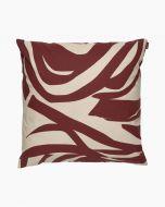 Marimekko tyynynpäällinen Jokuraita 50x50 cm beige/ruskea
