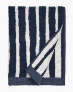 Marimekko pyyhe Kalasääski 50x70 cm tummansininen