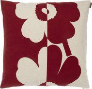 Marimekko tyynynpäällinen Suur Unikko 50x50 cm punainen