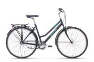 "Tunturi polkupyörä Tiffany F 28"" 3-v. 50 cm"