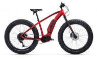 Tunturi polkupyörä Tribe 26'' 10-v. 43 cm mattapunainen