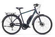 Tunturi polkupyörä eMotion 28'' 8-v. 52 cm petrooli