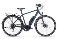 Tunturi polkupyörä eMotion 28'' 8-v. 56 cm petrooli