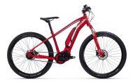 Tunturi polkupyörä e260 26'' 5-v. 38 cm mattapunainen