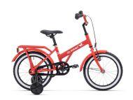 Tunturi polkupyörä Poni 16'' 1-v. 25 cm punainen